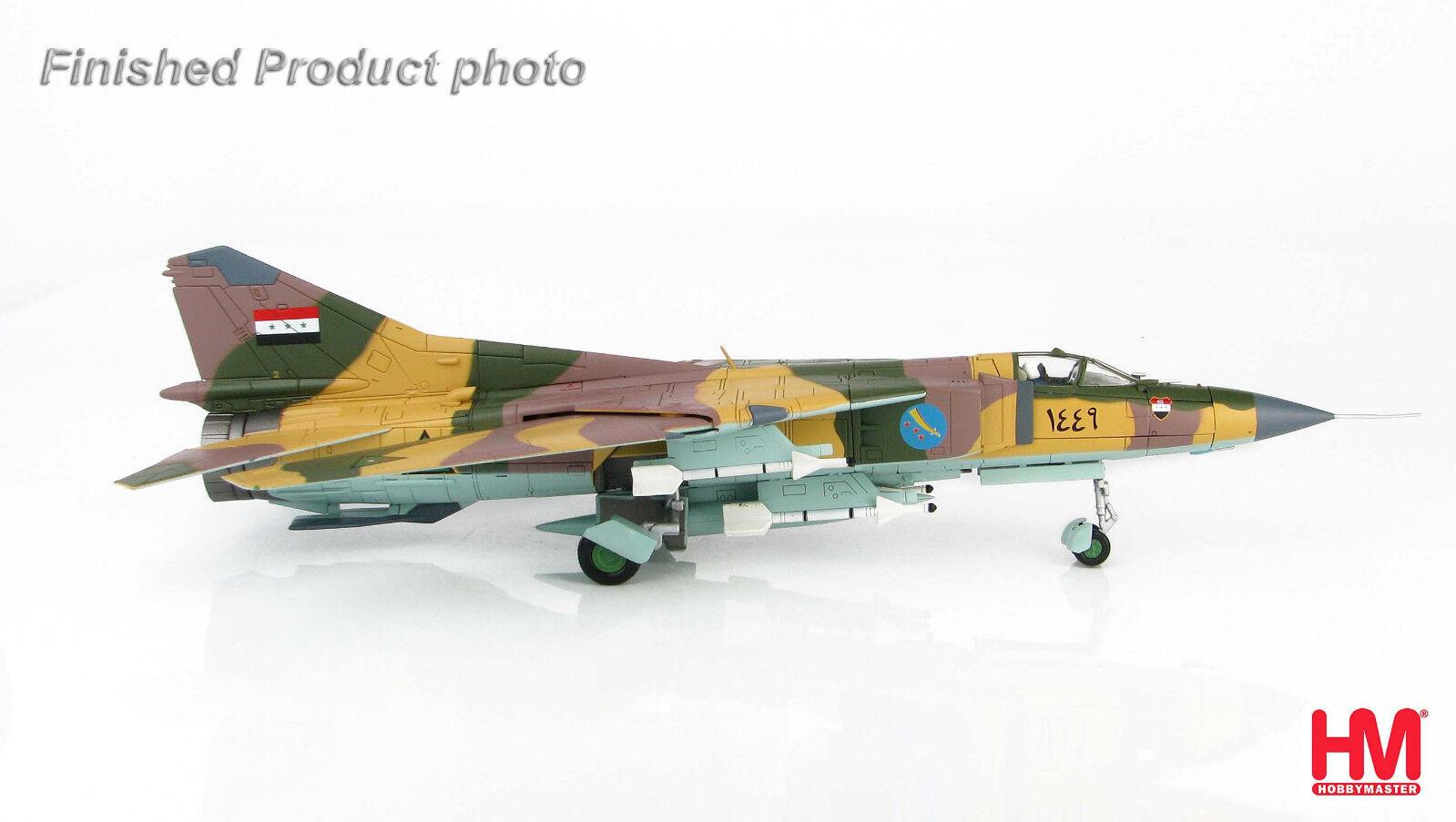 Hobby Master HA5308 1 729 MIG-23MS Flogger 4012, No. 39 Squadron, Iraqi