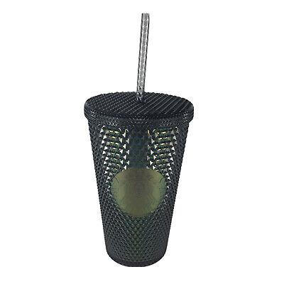 Starbucks Tumbler GRANDE Black Studded Iridescent 16oz Fall 2020 Target NEW