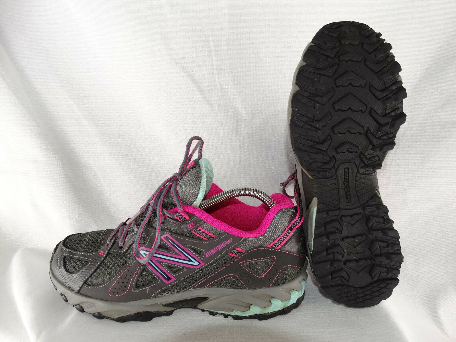 New Balance 573 V2 Damen Trail Laufschuhe Runner grau-pink EU 39-39,5