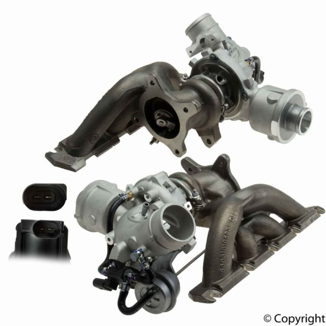 Turbocharger Fits 2009-2015 Audi A4,A4 Quattro A5,A5