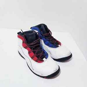Air Jordans Retro 10 Russell Westbrook Class of 2006 Youth Size 3