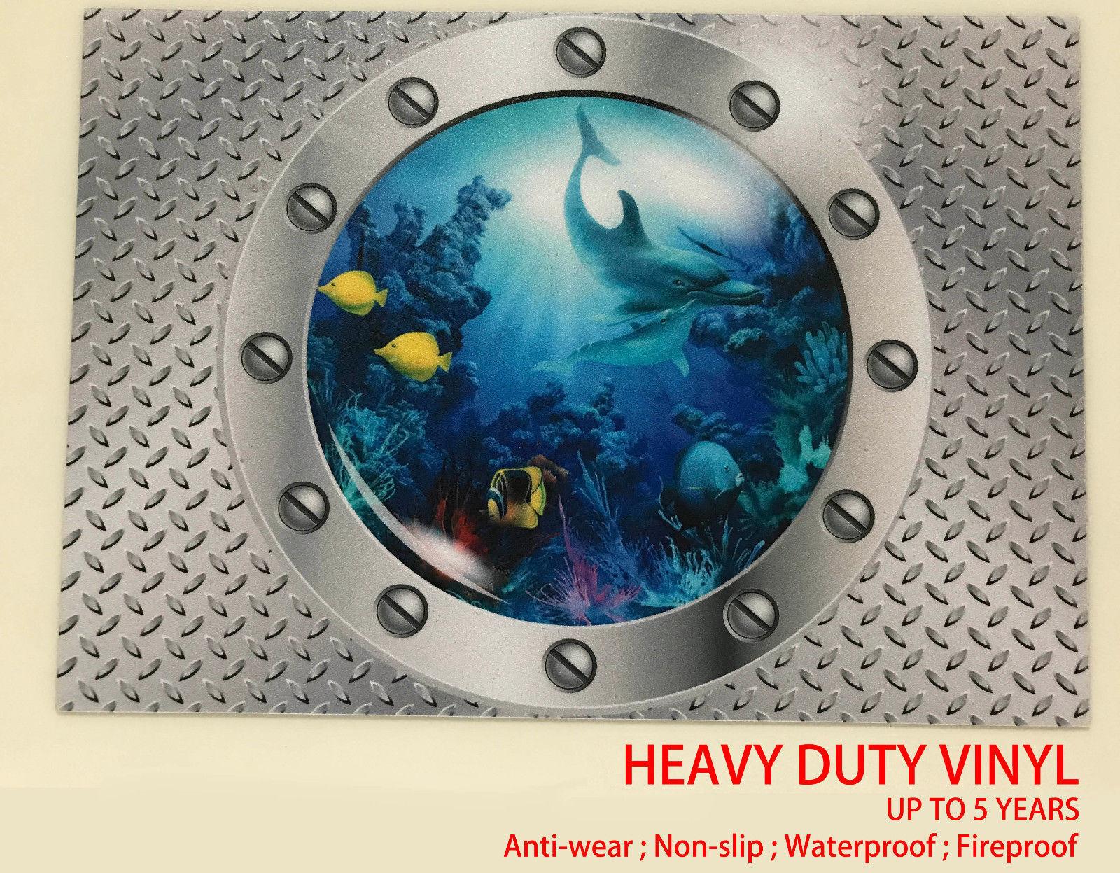 3D 3D 3D Piscina Sul Mare 233 Parete Murales Adesivi Decal Sfondamento AJ WALLPAPER IT 072d5d