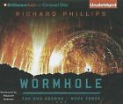 Wormhole by Richard Phillips (CD-Audio, 2012)