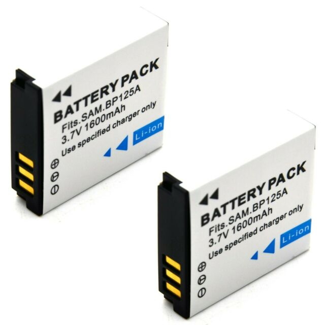 IA-BP125A Wasabi Power Battery for Samsung BP125A
