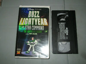 Disney-Buzz-Lightyear-Of-Star-command-VHS-Tested