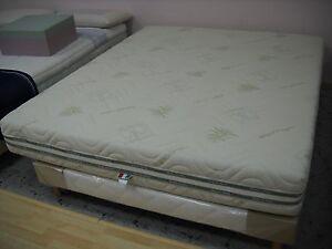 matelas m moire de forme 80x200 140x200 160x200 180x200 lit dehoussable ebay. Black Bedroom Furniture Sets. Home Design Ideas