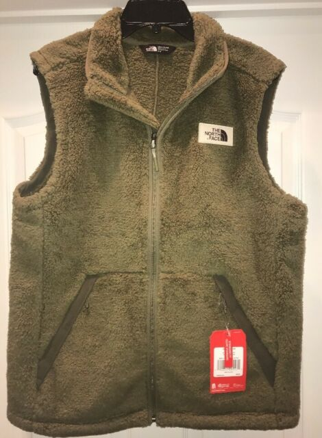 8d0dcd97c The North Face Men's Campshire Vest Burnt Olive Green Small