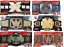 WWE ceintures-Mattel-Neuf-Scellé EXPÉDITION combine