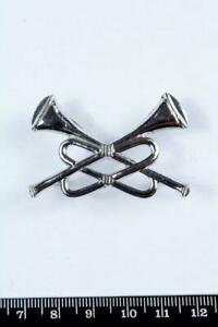 BRITISH ARMY MILITARY MARCHING BAND BUGLER MUSICIAN PROFICIENCY SLEEVE BADGE