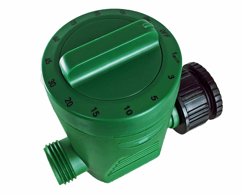 High Precision Outdoor Garden Automatic Shut off Eletronic Water Timer EWT-08