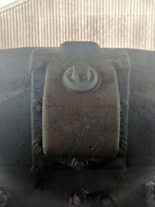 REAR COVER FROM TOP LID REMOVED FROM FORDSON MAJOR