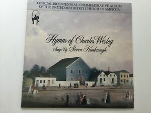 Steven-Kimbrough-Hymns-of-Charles-Wesley-1984-SEALED-vinyl-LP-GM-amp-K2001-bonus-CD