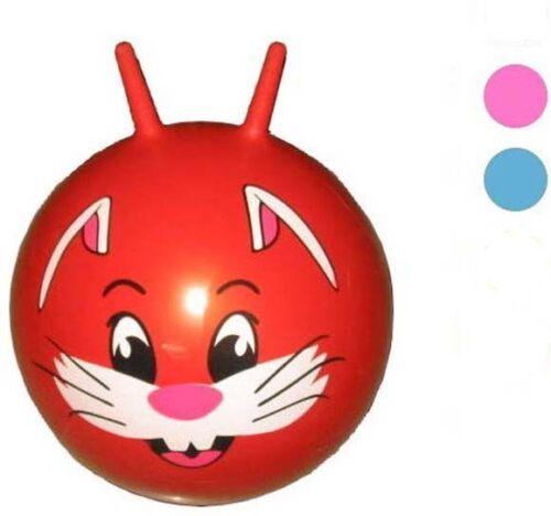 GAINT RABBIT RIDE ON HOP BALL kid jump PLAY animal toy