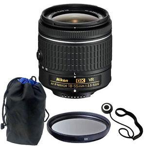 Nikon-18-55mm-f-3-5-5-6G-VR-AF-P-DX-Nikkor-Lens-with-55mm-UV-for-Nikon-D5500