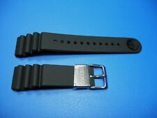 22mm Seiko Original Genuine Band Strap DA0C1DR SBBN015 SBBN017 SBBN033 Watch