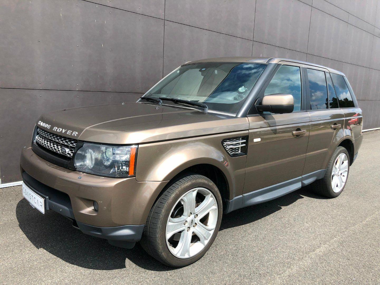 Land Rover Range Rover Sport 3,0 SDV6 SE aut. 5d