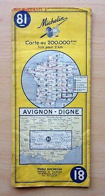 Michelin Portugal Map 733