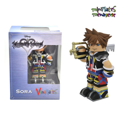 Vinimates Kingdom Hearts Sora Vinyl Figure