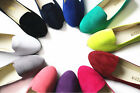 D69 Fashion Women Hot Flats Slippers Solid 18 Colors Lady Ballerina Casual Shoes