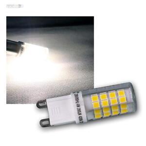 mini led stiftsockellampe g9 4w neutralwei 280lm stiftsockel leuchtmittel birne ebay. Black Bedroom Furniture Sets. Home Design Ideas