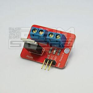 Scheda-1-MOSFET-IRF-520-5Vdc-modulo-arduino-shield-ART-CQ07