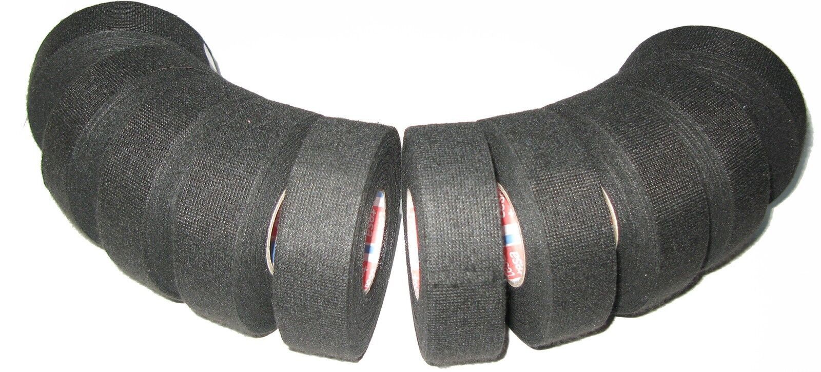 tesa Isolierklebeband schwarz 10m x 15mm 56192-00010-02