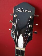 50'S-60'S HARMONY SILVERTONE  ARCHTOP ELECTRIC GUITAR TRUSS ROD COVER