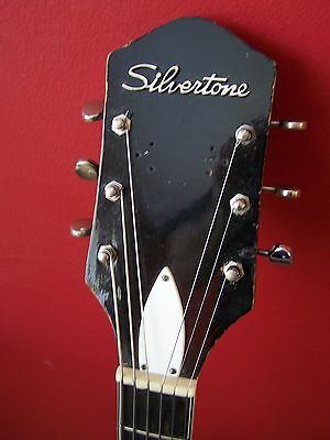 50 39 s 60 39 s harmony silvertone archtop electric guitar truss rod cover ebay. Black Bedroom Furniture Sets. Home Design Ideas