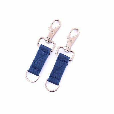 Bucas Belly Pad Extender Strap Pairs Navy-