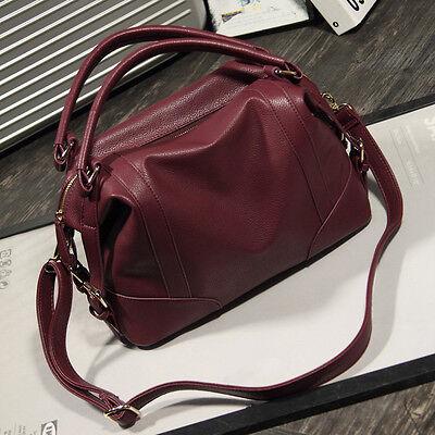 NEU Büro Damen Hobos Tasche Totes Leder Damentaschen Handtasche