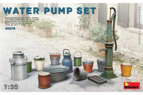 Miniart 35578 1/35 Water Pump Set