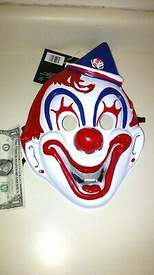 Halloween Clown Mask Michael Myers.Halloween Prop Replica Clown Young Michael Myers Mask New Collegeville Esque Ebay