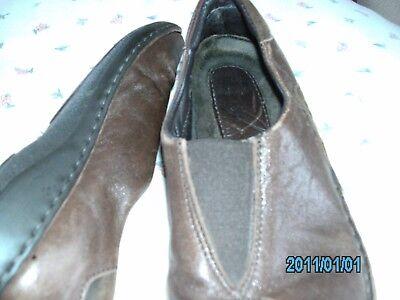 Lunar Tamaño 5 Zapatos De Las Señoras