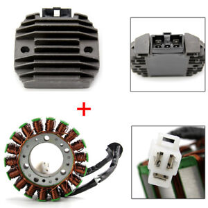Voltage Regulator Rectifier & Stator for Yamaha YZF R6 1997-02 YZF R1 1999-01 US