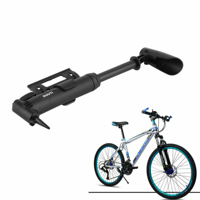 Multi Functional Portable Bicycle Cycling Bike Air Pump Tyre Tire