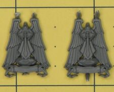 Warhammer 40K Space Marines Dark Angels Ravenwing Iconography (D)