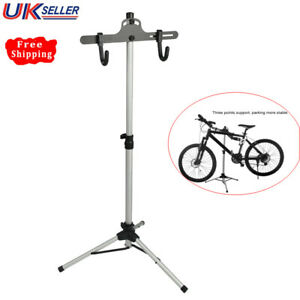 Heavy Duty Bicycle Workstand Adjustable Bike Cycle Repair Stand Home Mechanic UK