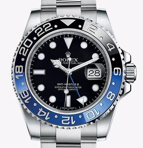 For-Rolex-GMT-HD-Crystal-Protector-anti-scratch-Date-Window-and-Bezel-Set-x2