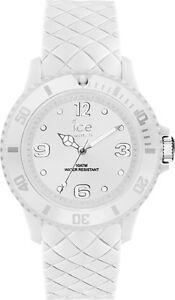ICE-WATCH-Unisex-007269-ICE-sixty-nine-White-Silikon-in-Weiss-neu