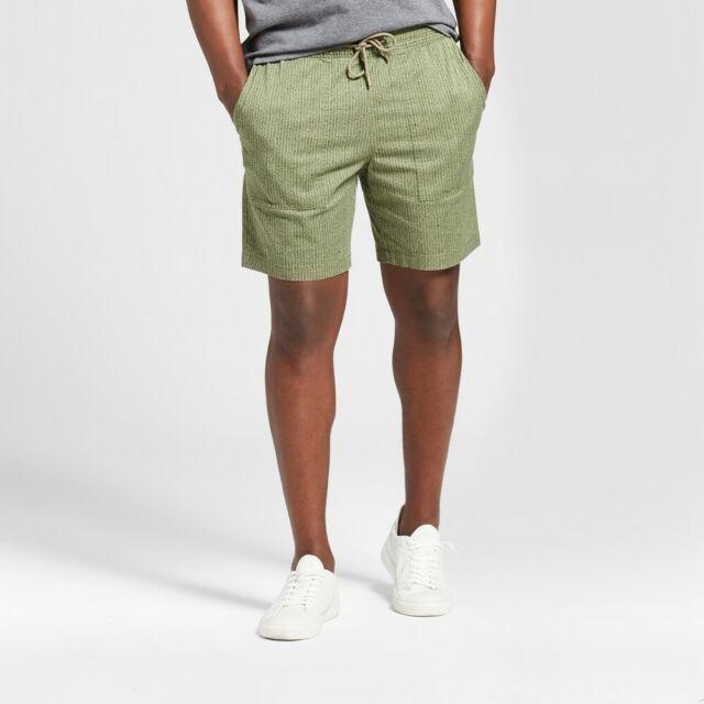 SET OF 2 - Men's Pocket Drawstring Fashion Shorts - Goodfellow & Co SIZE M
