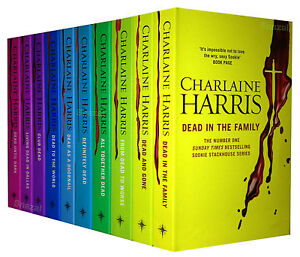 Sookie-Stackhouse-Series-True-Blood-10-Books-Collection-Set-Charlaine-Harris-New