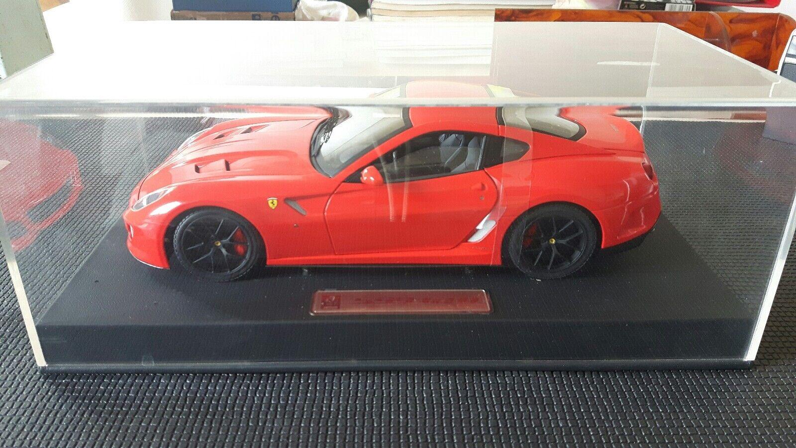 Ferrari 599 GTO per il Presidente 1 18