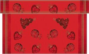 1-Tischlaeufer-Tiffany-in-Rot-aus-Linclass-Airlaid-40cm-x-4-80m-Weihnachten