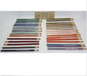 NFL-Vintage-Striped-Pencil-70s-Select-Your-Team-Collectors-Football