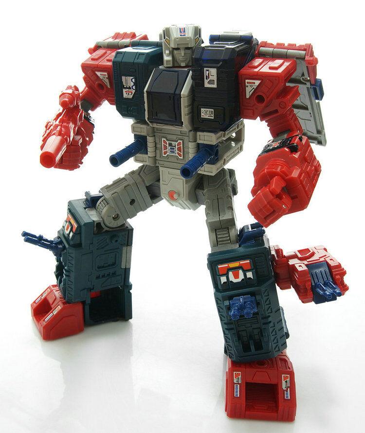 Toyworld TFCON Exclusivo Figura de Transformers TW-H04G Grant Grand Maximus