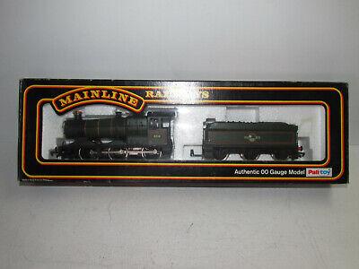 """Mainline Railways Spur H0 37-077 Schlepptenderlok Der """"br"""" Mit Bn 3210 Ovp"""