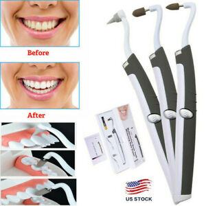 Oral-Clean-Sonic-Dental-Scaler-Teeth-Whitening-Tartar-Plaque-Stains-Remover-USA