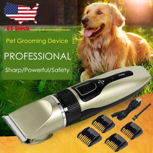 Esquiladora-electrica-de-aseo-para-mascotas-perro-Profesional-Pelo-Grueso-Piel-Kit-Trimmer-Shaver