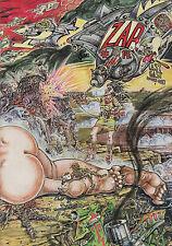R. CRUMB S. CLAY WILSON GILBERT SHELTON SPAIN RODRIGUEZ ZAP COMIX #14 1998
