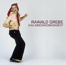 Das-Abschiedskonzert-2-CDs-von-Grebe-Rainald-CD-Zustand-gut